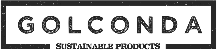 Golconda - Sustainable Products | Logo